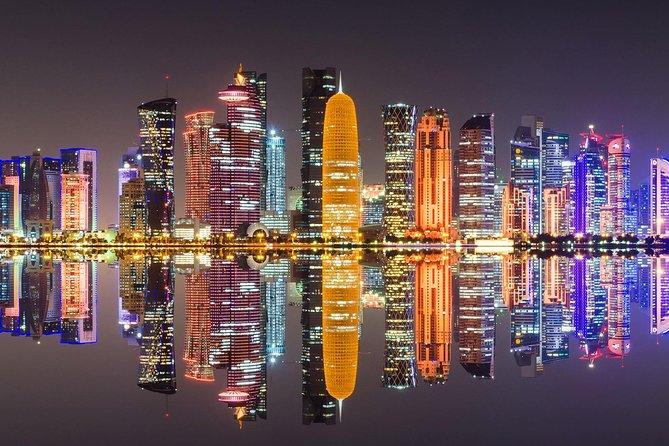 """Doha Corniche """" A beautiful Art """""""