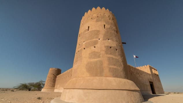 Al Zubarah !! A Visit in To The History
