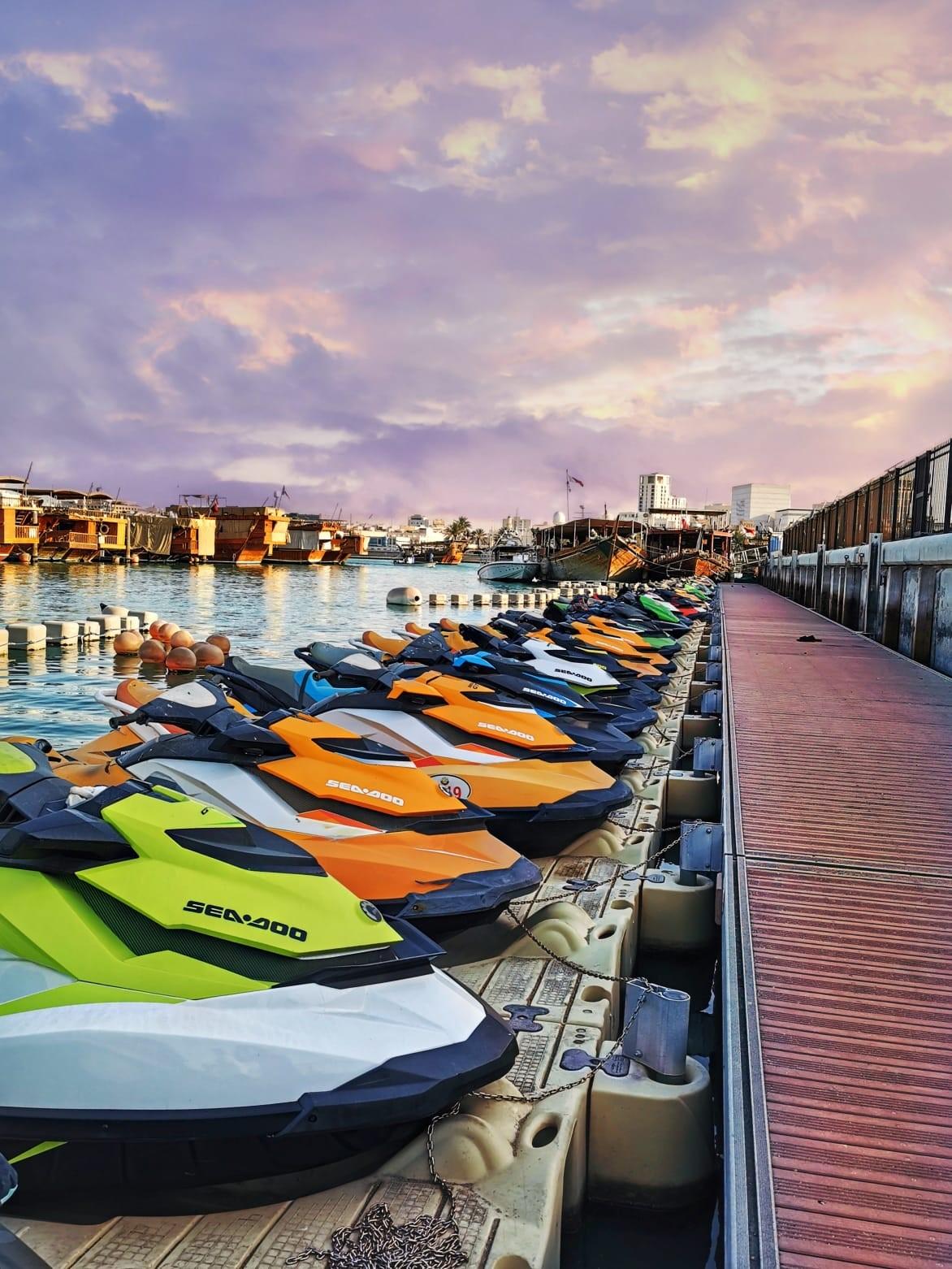 Bandar (docks ) at Corniche – Corniche Harbor Doha
