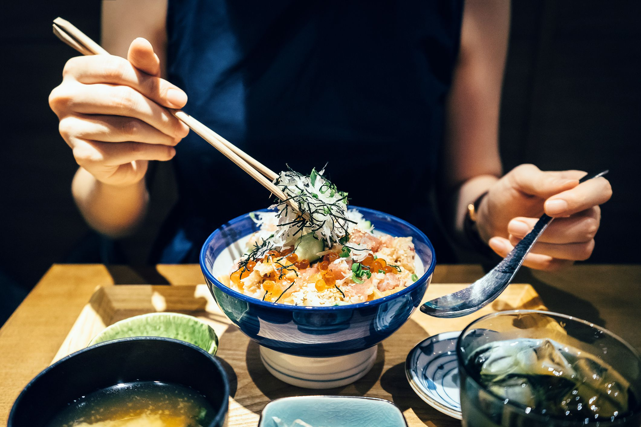 How to master the art of eating with chopsticks