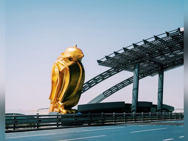 New public artwork unveiled at Hamad International Airport