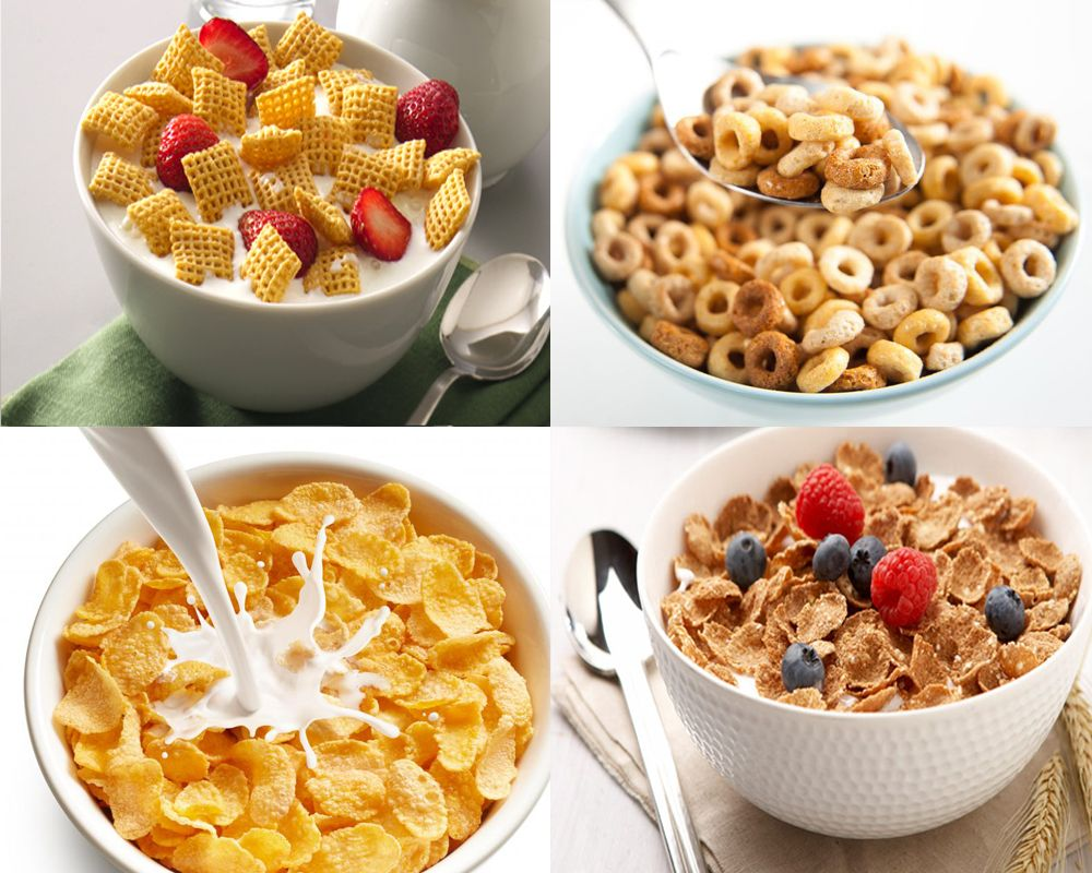 What's better for breakfast- oats or cornflakes?