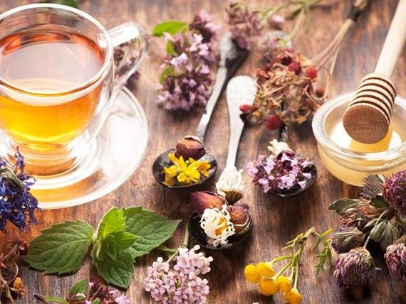 Five Herbal Beau-Teas!!!