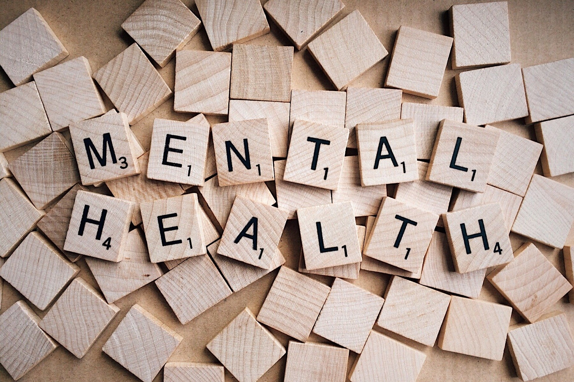 Foods that can affect your mental health