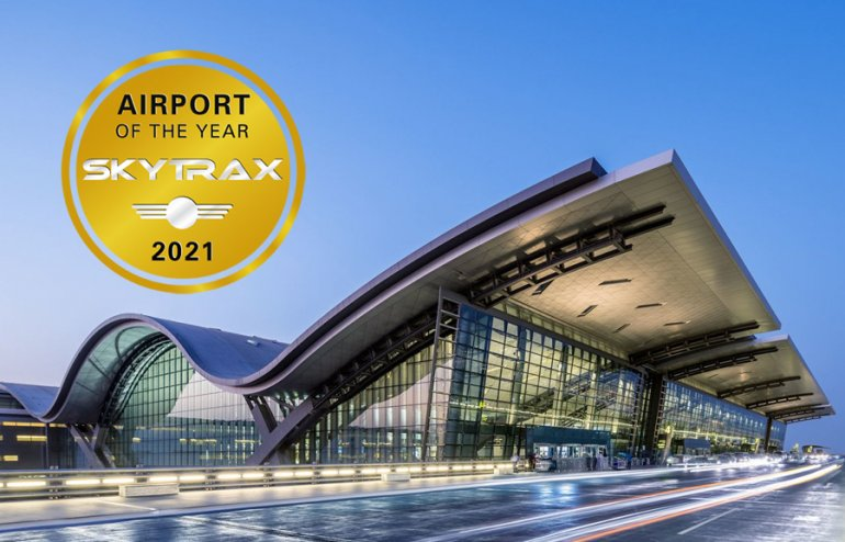 Hamad International Airport picked as World's Best Airport by Skytrax