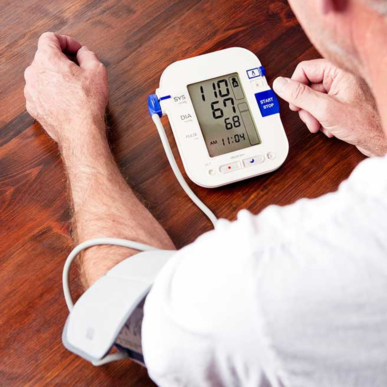 Simple foods and habits to keep Blood Pressure under control