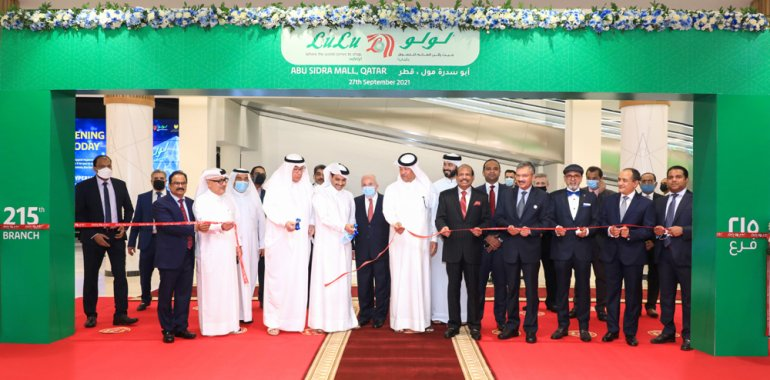 Lulu opens its biggest, most innovative outlet in Abu Sidra Mall
