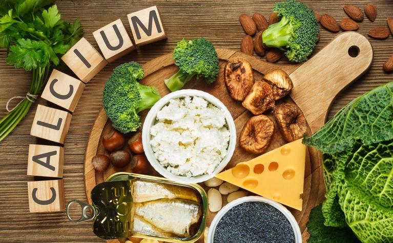 10 calcium-rich foods for your bones